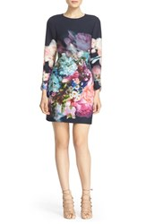 Ted Baker Women's London 'Vyra' Floral Print Tunic Dress