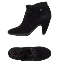 Fornarina Ankle Boots Black