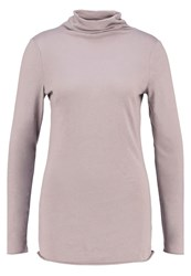 Marc O'polo Long Sleeved Top Clay Brown