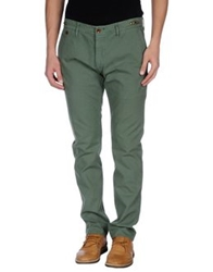 Htc Casual Pants Military Green