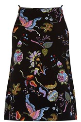 Warehouse Butterfly Print Cami Multi Coloured