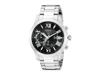 Guess U0668g3 Atlas Silver Sport Watches