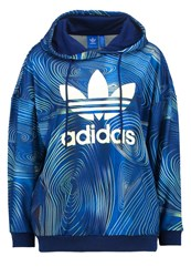 Adidas Originals Blue Geology Sweatshirt Multco Dark Blue