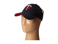 New Era Sequin Vize Minnesota Twins Team Dark Blue Caps