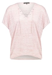 New Look Print Tshirt Mid Pink