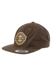 Dc Shoes Tear Cap Dark Olive