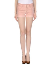 Blugirl Jeans Denim Shorts Pink