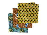 Scotch And Soda Amazon Beach Printed Handkerchiefs Set Of 3 Multi Scarves
