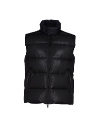 Italia Independent Down Jackets Black