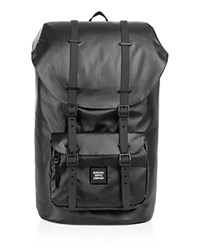 Herschel Supply Co. Little American Backpack Coated Black