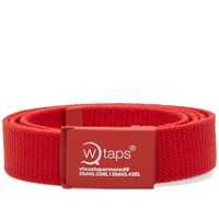 Wtaps Gi Belt Red