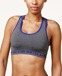 Ideology Seamless Mid Impact Sports Bra Only At Macy's