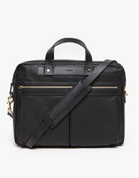 Mismo M S Briefcase In Black
