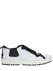 Hogan By Simon Holloway Leather Sneakers