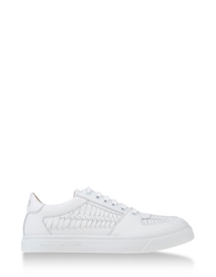 Marc Jacobs Low Tops And Trainers White