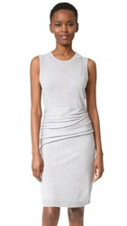 Susana Monaco Ninna Merino Sweater Dress Zinc