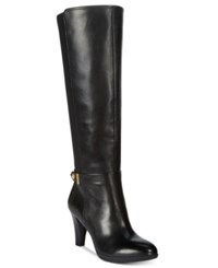 Anne Klein Delray Dress Boots Black