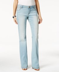 Kut From The Kloth Flare Leg Artistic Wash Jeans