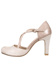 S.Oliver High Heels Truffle Candy Beige