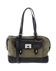 Diesel Bags Handbags Women Military Green