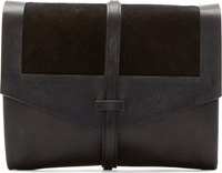 Isabel Marant Black Helmet Shoulder Bag