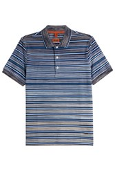 Missoni Cotton Polo Shirt Multicolor
