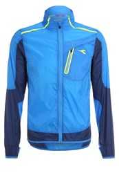 Diadora Windbreaker Bright Blue