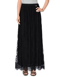 Scee By Twin Set Skirts Long Skirts Women Black