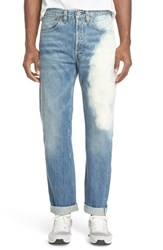 Levi's Men's Vintage Clothing '1947 501' Bleached Straight Leg Jeans