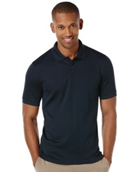 Perry Ellis Macy's Exclusive Two Button Polo Eclipse