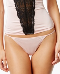 Maidenform Super Sexy Floral Lace String Thong Mfb101 A Macy's Exclusive