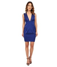 Style Stalker Hollywood Dress Electric Women's Dress Blue