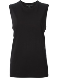 Marc By Marc Jacobs Round Neck Tank Top
