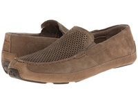 Olukai Akepa Moc Kohana Clay Clay Men's Shoes Brown