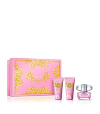 Versace Bright Crystal Christmas Coffret Edt 50Ml Unisex
