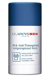 Clarins Men Antiperspirant Deodorant Stick 2.6 Oz No Color
