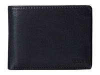 Tumi Chambers Double Billfold With Id Navy Bill Fold Wallet
