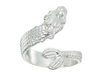 Alex And Ani Mermaid Wrap Ring Silver Ring