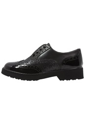 Cult Rose Slipons Black