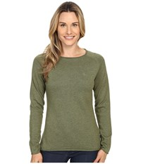 Fjall Raven Vik Sweater Green Women's Sweater