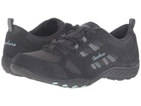 Skechers Active Breathe Easy Good Luck Charcoal Women's Shoes Gray