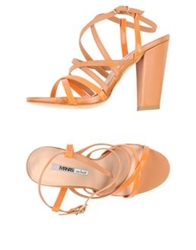 Manas Lea Foscati Sandals Light Green