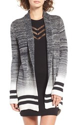 Rvca Women's All In Ombre Cardigan