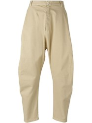 Henrik Vibskov 'Circle' Trousers Nude And Neutrals
