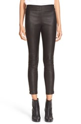 Rag And Bone Women's 'Chatel' Side Zip Leather Pants