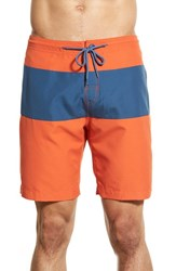 Men's Trunks Surf And Swim Co. Color Block Swim Trunks Koi Stellar