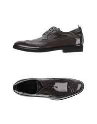 Bruno Bordese Lace Up Shoes Lead