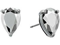 Kate Spade Shine On Teardrop Studs Earrings Silver Earring