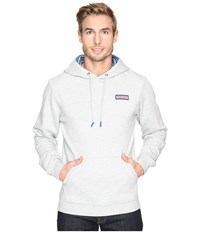 Vineyard Vines Pullover Shep Shirt Hoodie Gray Heather Men's Sweatshirt