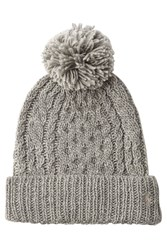 Polo Ralph Lauren Hat With Wool And Alpaca Grey